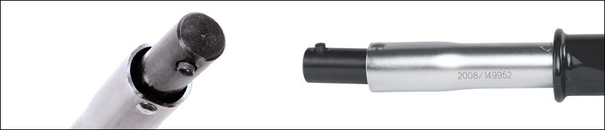 SL0 'P' Type 16mm Spigot Torque Handles
