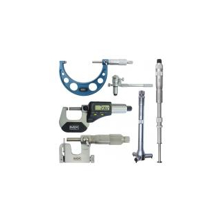 Metrology Dimensional Measuring Instruments