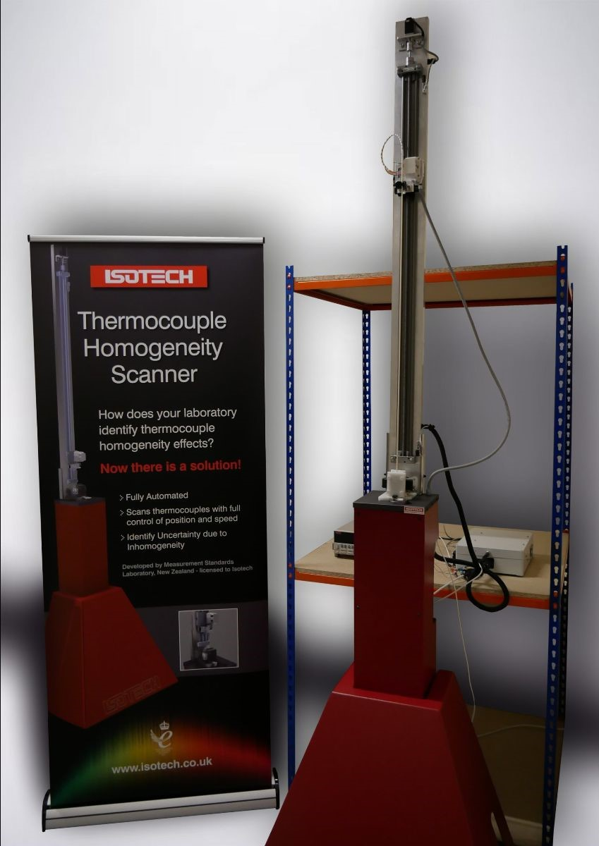 Thermocouple Homogeneity