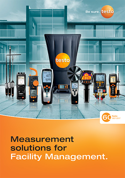 Testo Facility Management Brochure